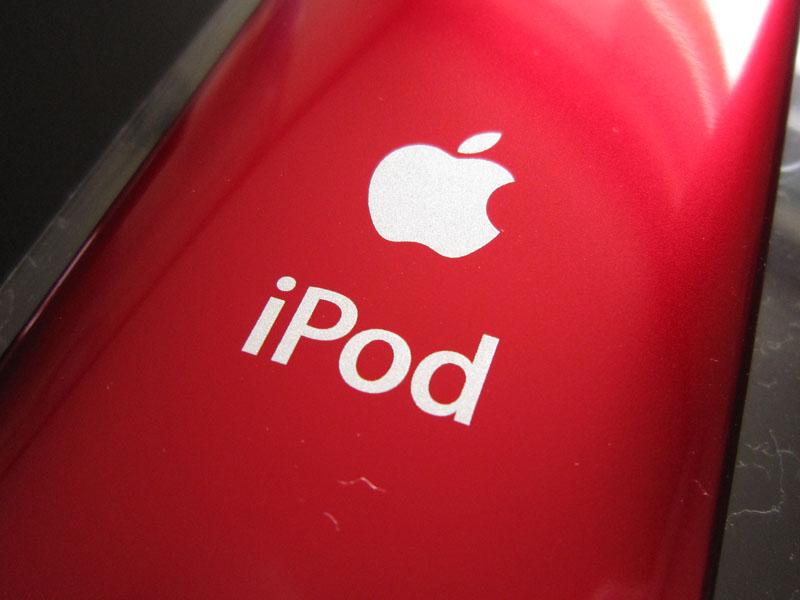 iPod nano 5G RED 3