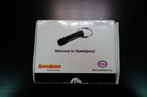 ESSO - Speedpass