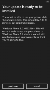Lumia 1520 Update, Singapore, Jul/2014