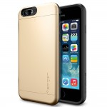 iPhone 6 ケース, Spigen® [ IC カード 収納可能] スリム・アーマーCS *Apple iPhone 4.7