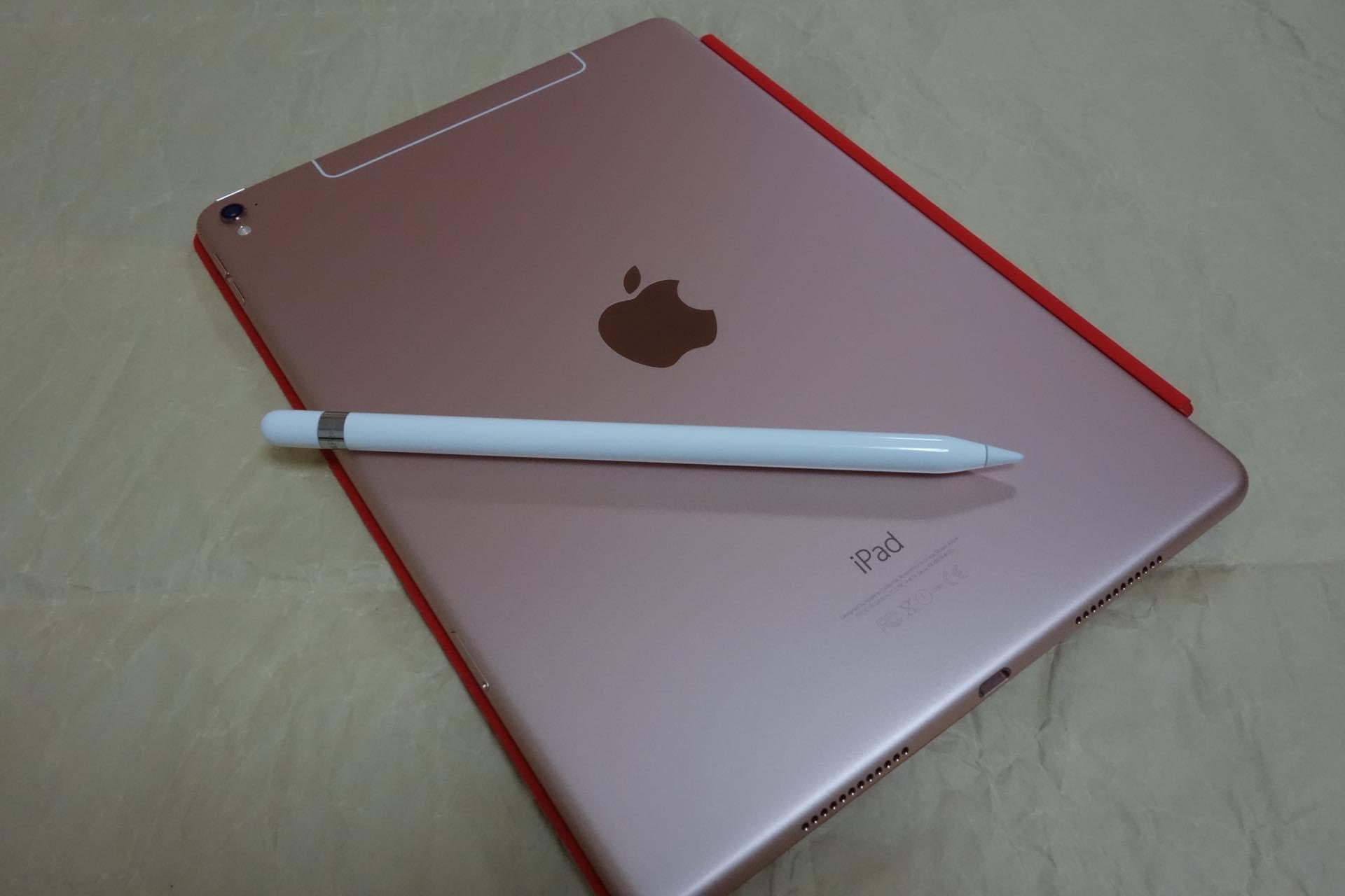 iPad Pro 9.7 とアクセサリー