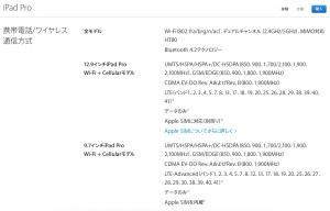 iPad Pro 9.7 - embedded Apple SIM
