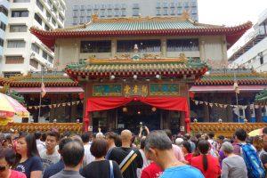 Kwan Im Thong Hood Cho Temple on Vesak Day 2016