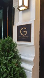 NY, THE GREGORY HOTEL