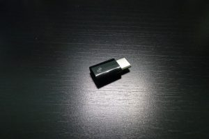 USB Micro Type-B to Type-C Connector